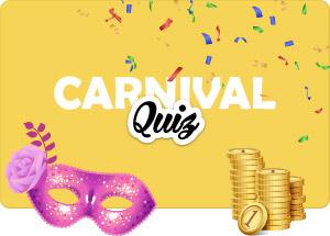 Carnival Quiz Contest 2021!