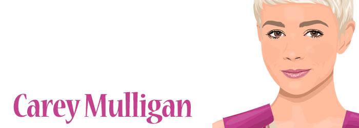 Dress up Carey Mulligan