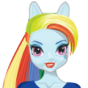 AUS Rainbow Dash