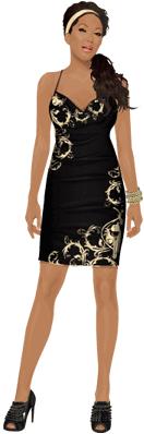 29198e9940cb6 Kimora Lee Simmons - Stardoll | Türkçe