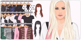 D Avril Lavigne