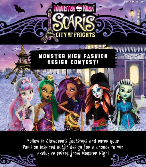 Monster High Scaris: City of Frights