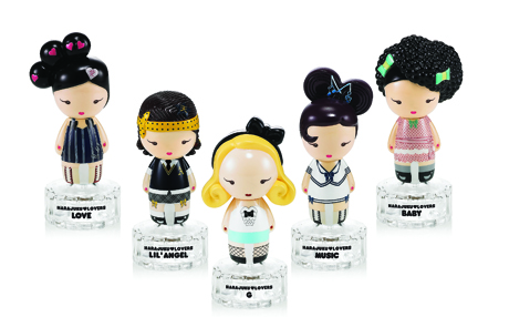 Harajuku girls fragrance