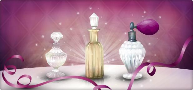 Zaprojektuj butelkę perfum