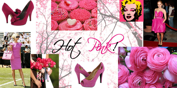 Style dich in Pink!