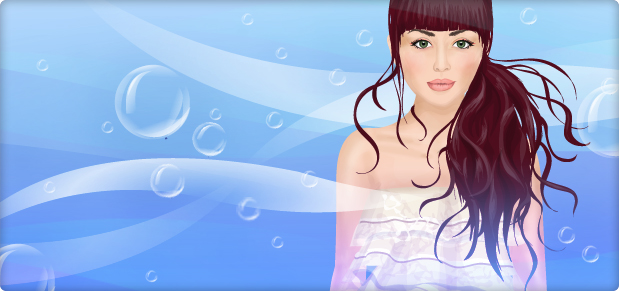 Medoll pod wodą